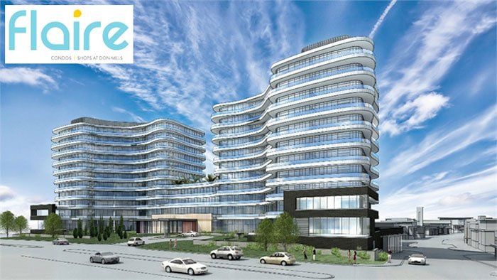 Flair Condos – Condo Queens